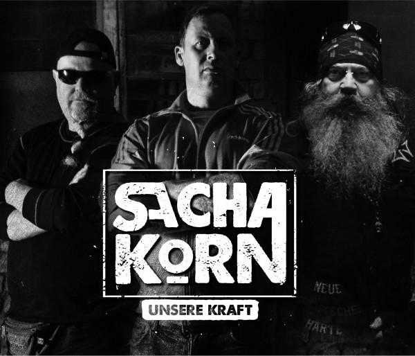 Single | Sacha Korn: Unsere Kraft