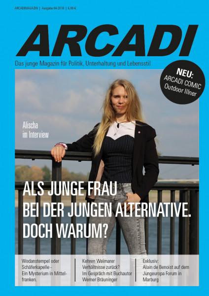 Arcadi Magazin 04/2018