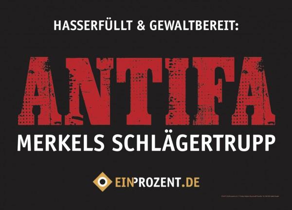 Aufkleber | Antifa | 100 Stück