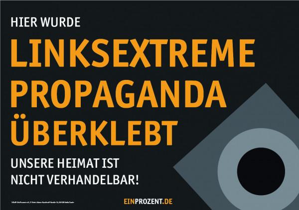 Aufkleber | Propaganda | 100 Stück