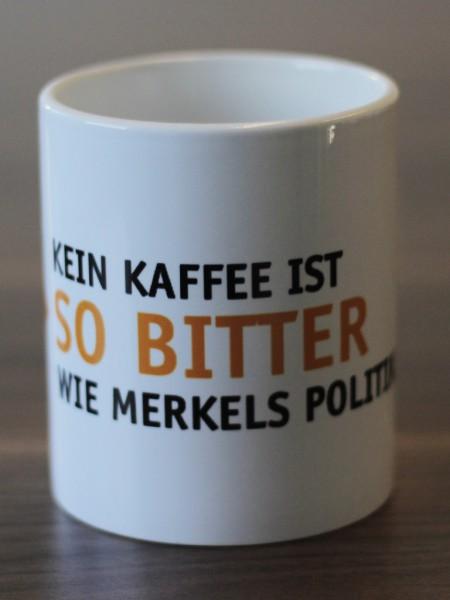 Tasse | Merkels Politik
