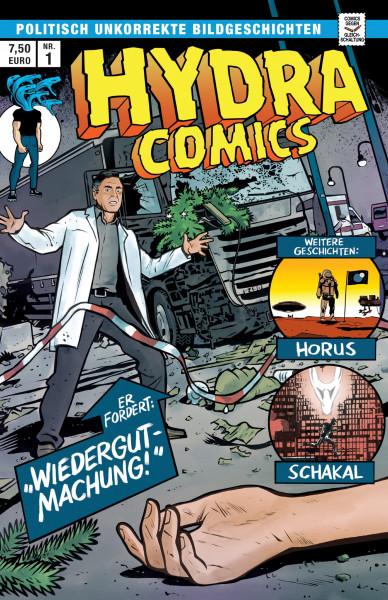 Hydra Comics Nr. 1