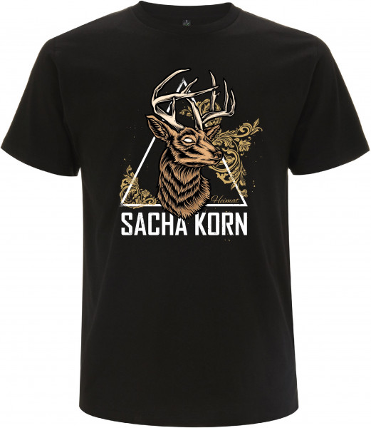 Herrenshirt | Sacha Korn: Wild