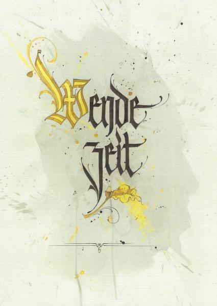 Wendezeit | Soli-Kunstdruck