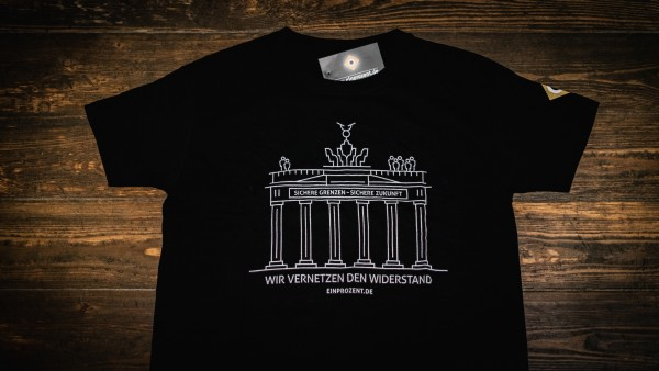 Herrenshirt | Brandenburger Tor