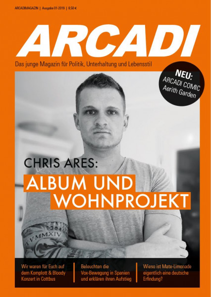 Arcadi Magazin 01/2019