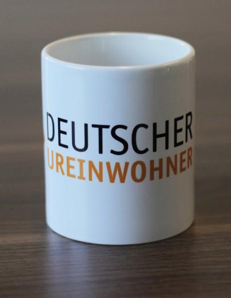 Tasse | Deutscher Ureinwohner