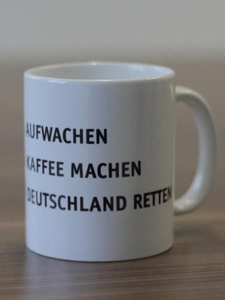 Tasse | Deutschland retten