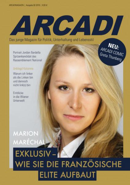 Arcadi Magazin 02/2019